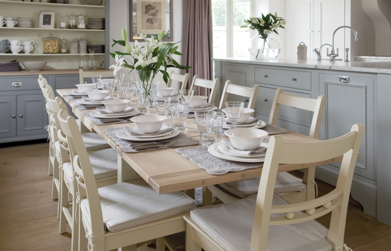 Chichester 6 10 Seater Dining Table